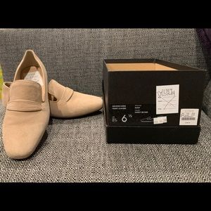 Jcrew Size 6 Natural Loafer